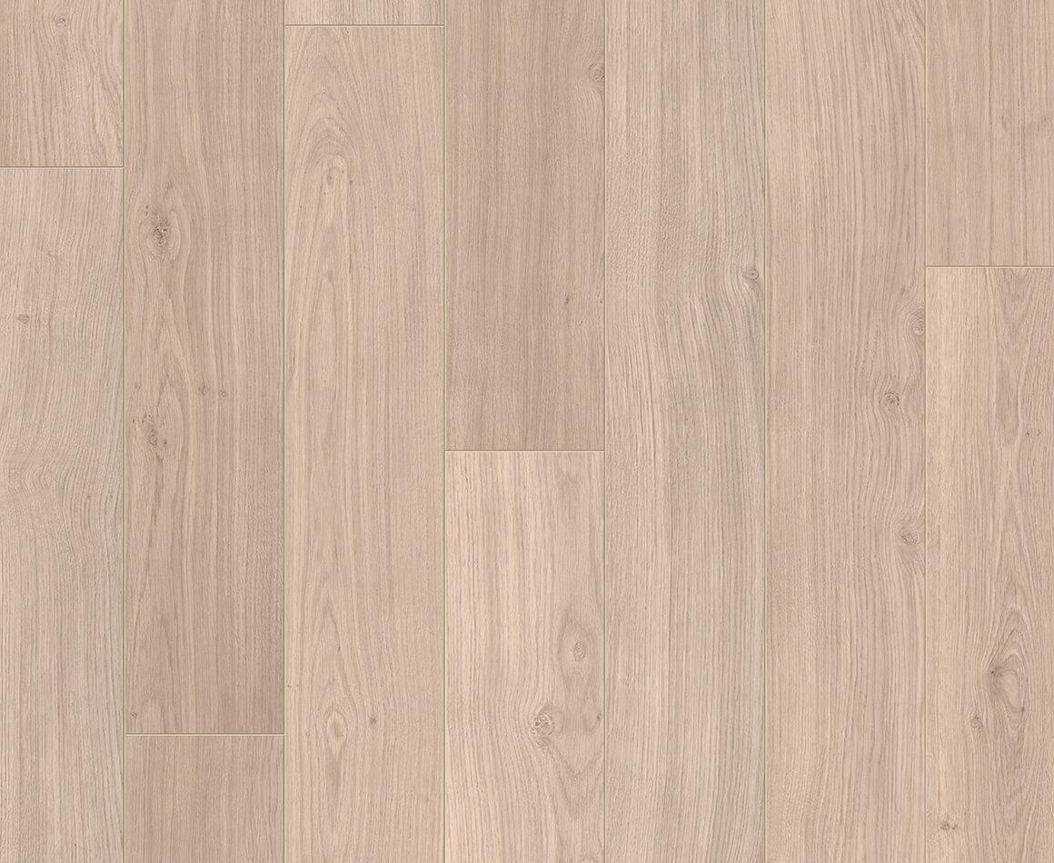 Quickstep Elite Laminate Flooring In Light Grey Varnished
