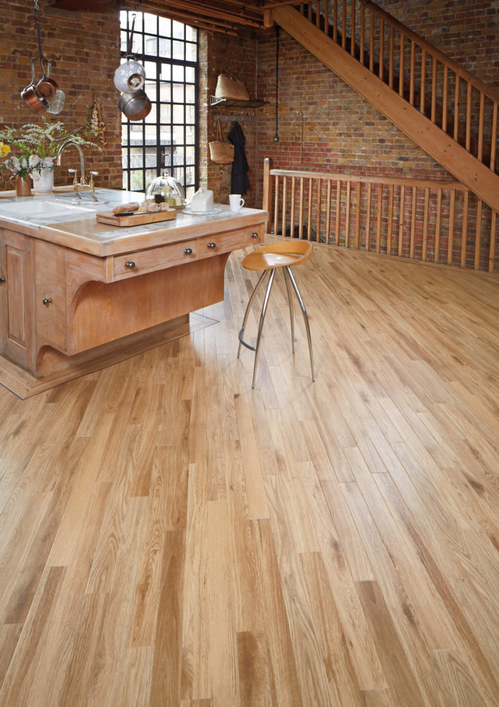 Karndean Davinci Vinyl Flooring In Natural Oak Rp102