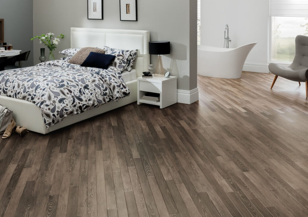 Top Karndean Davinci Vinyl Flooring in Limed Linen Oak RP98 IR37