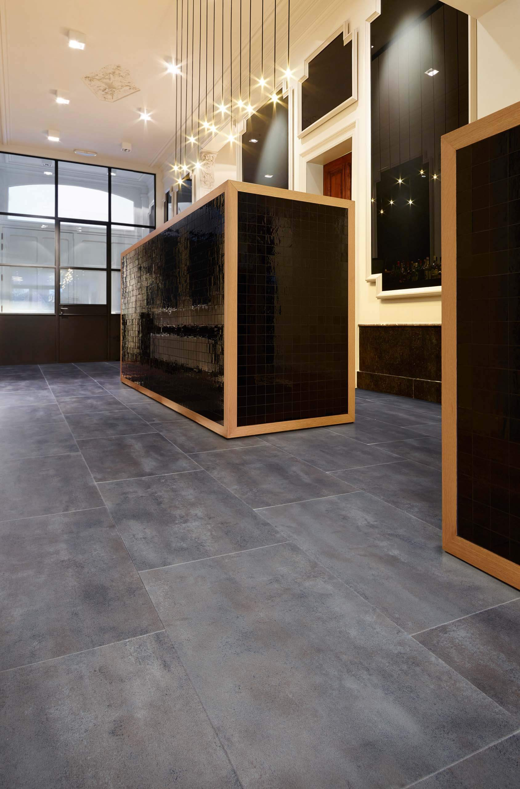 Moduleo Transform Luxury Vinyl Flooring Concrete 40876