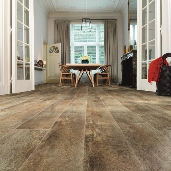 Moduleo Impress Luxuxry Vinyl Flooring Country Oak 54852