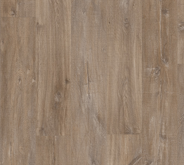 Quick-Step Livyn Balance Click Canyon Oak Dark Brown with Saw Cuts BACL40059