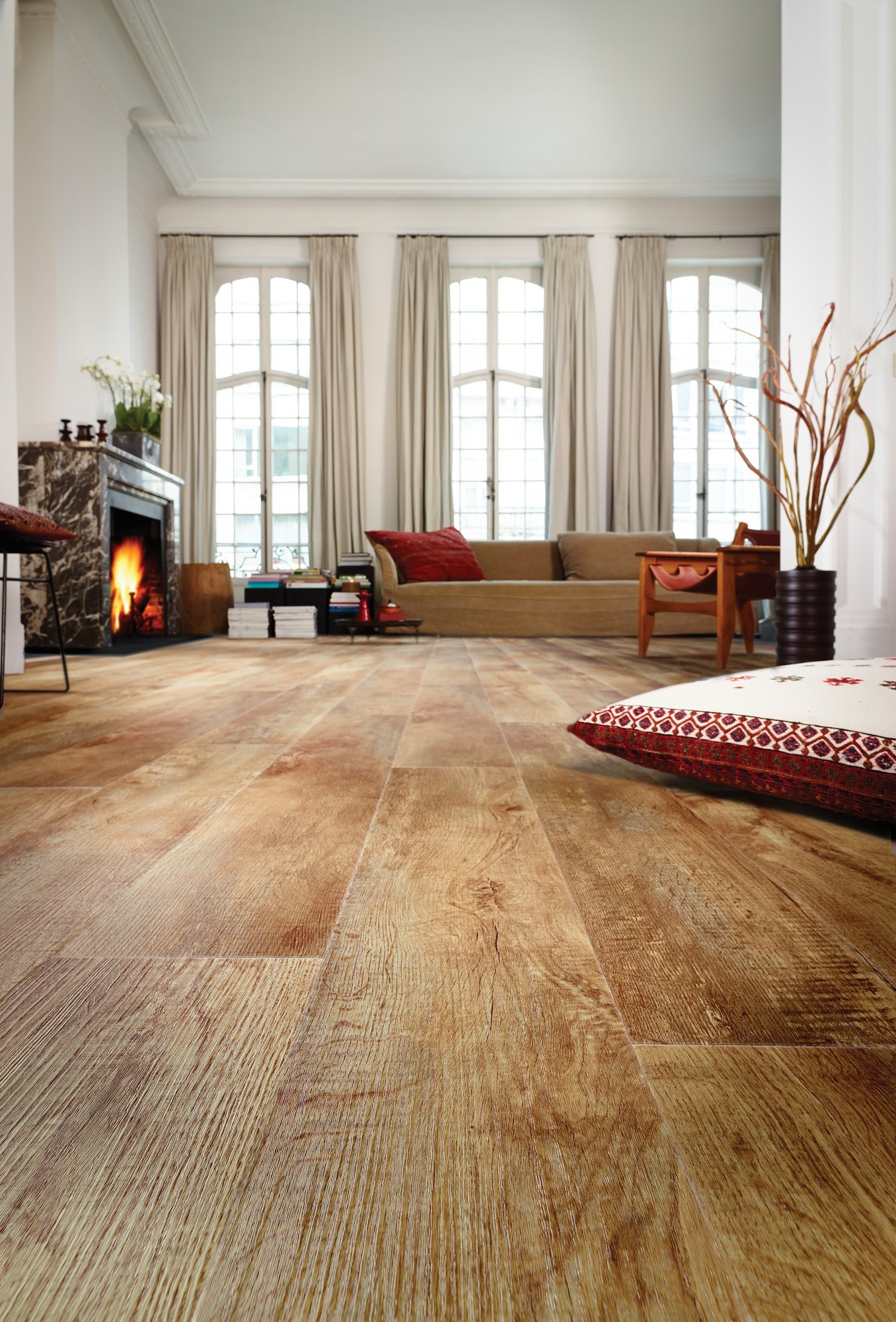 Moduleo Transform Luxury Vinyl Flooring Country Oak 24456