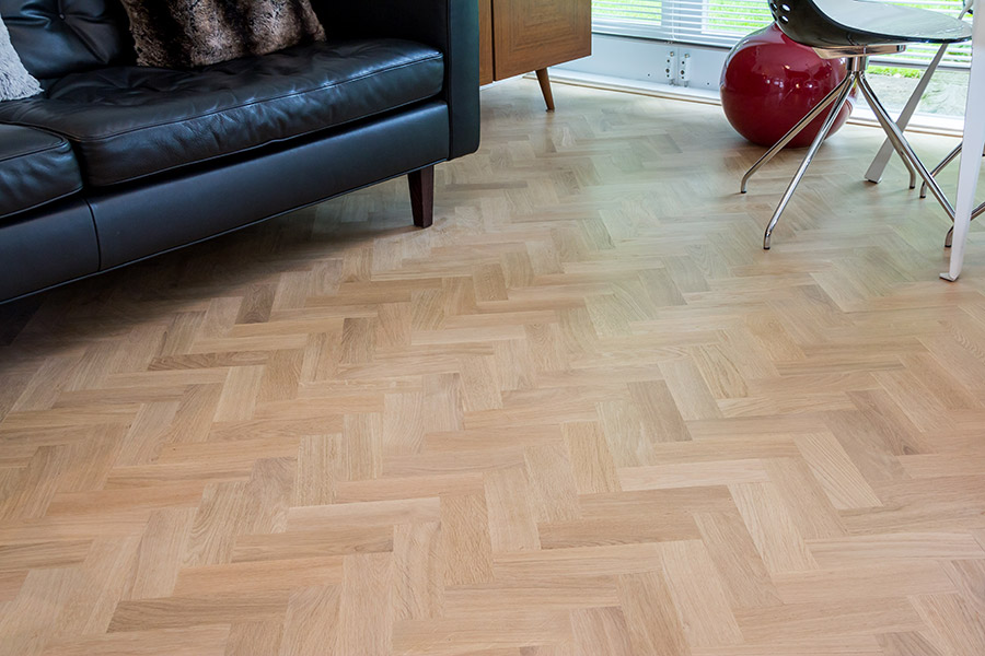V4 Flooring Wood Block Solid Oak Prime Unfinished Parquet Wb103