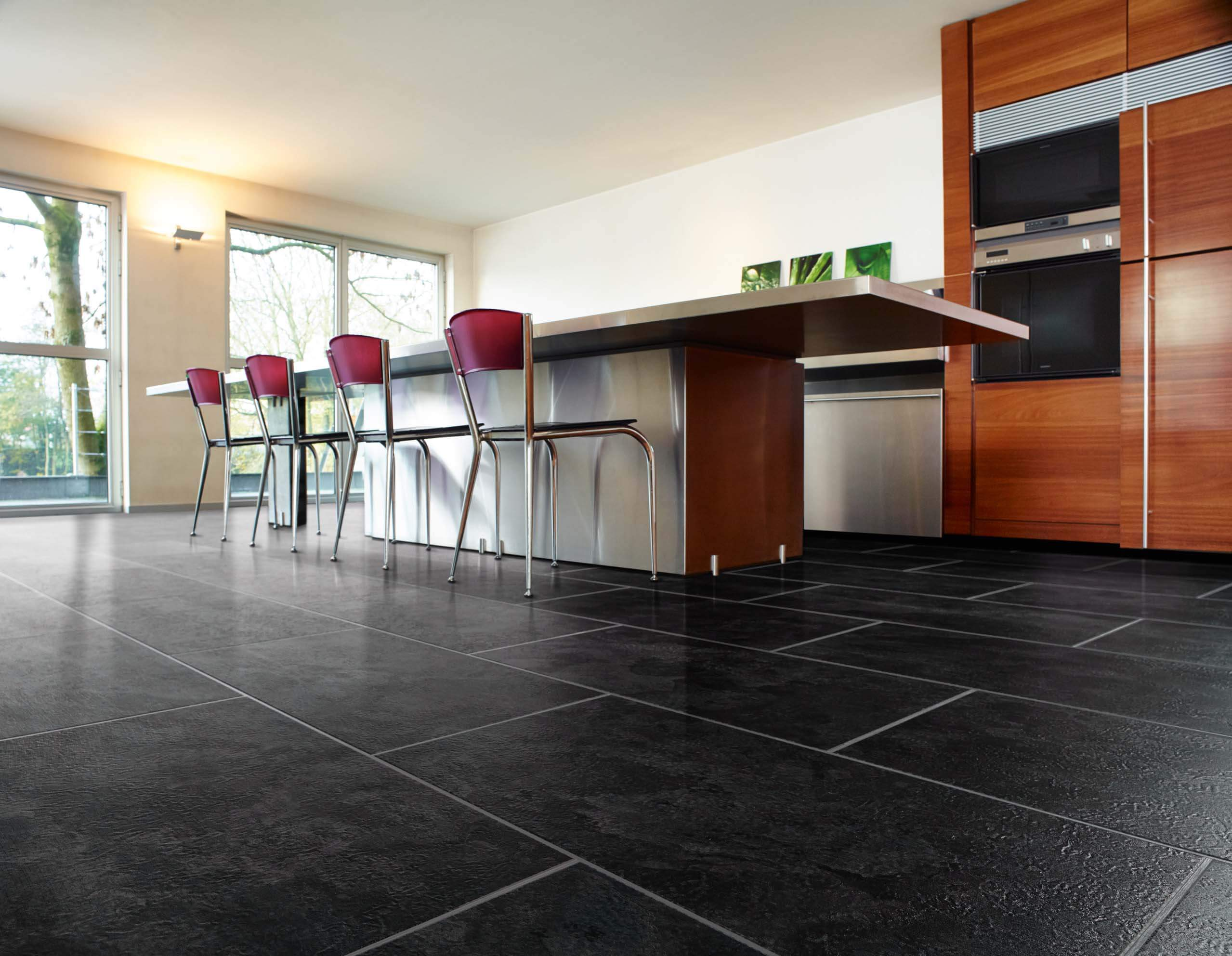 Moduleo Transform Luxury Vinyl Flooring Zeera Slate 36990