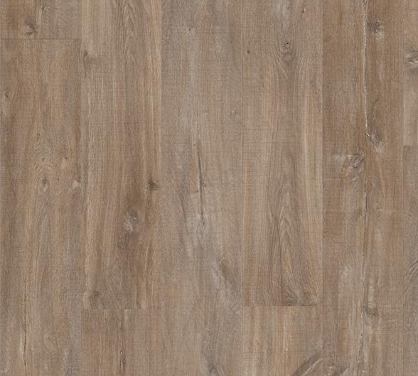 Quick-Step Livyn Balance Click Canyon Oak Dark Brown with Saw Cuts BACL40059