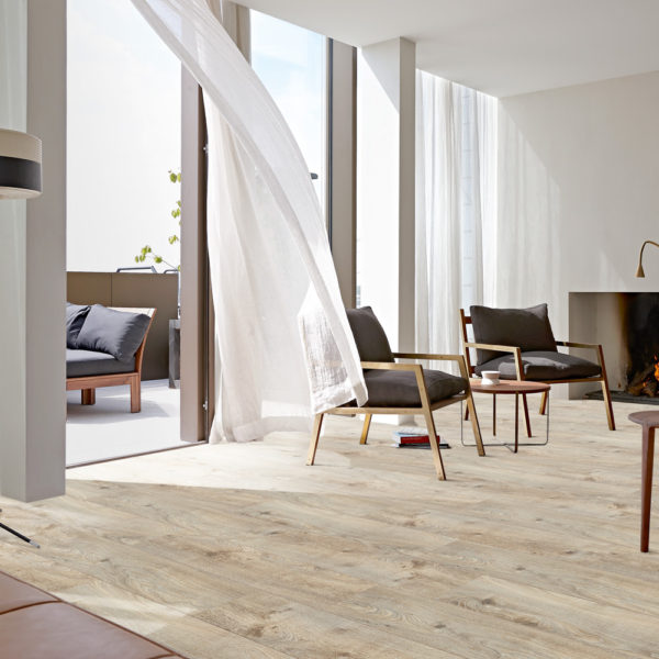 Balterio luxury laminate flooring fortissimo fuji oak 135 for Balterio stockists