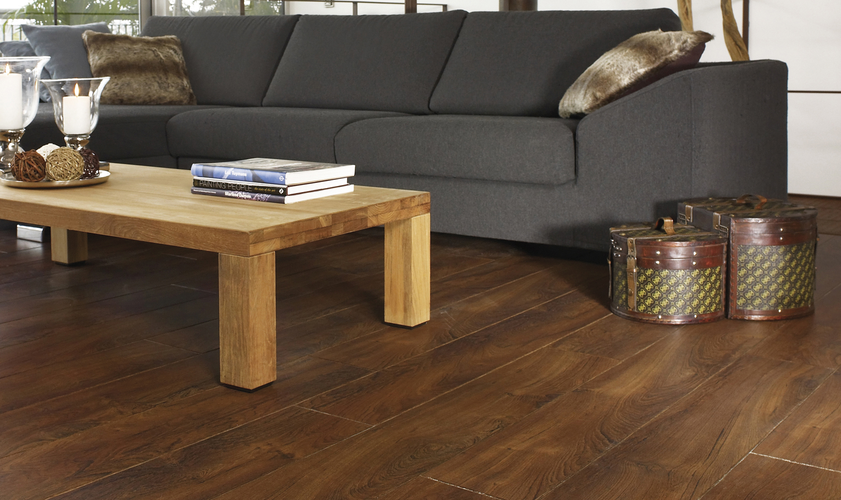 Balterio luxury laminate flooring tradition sapphire for Balterio legacy oak laminate flooring
