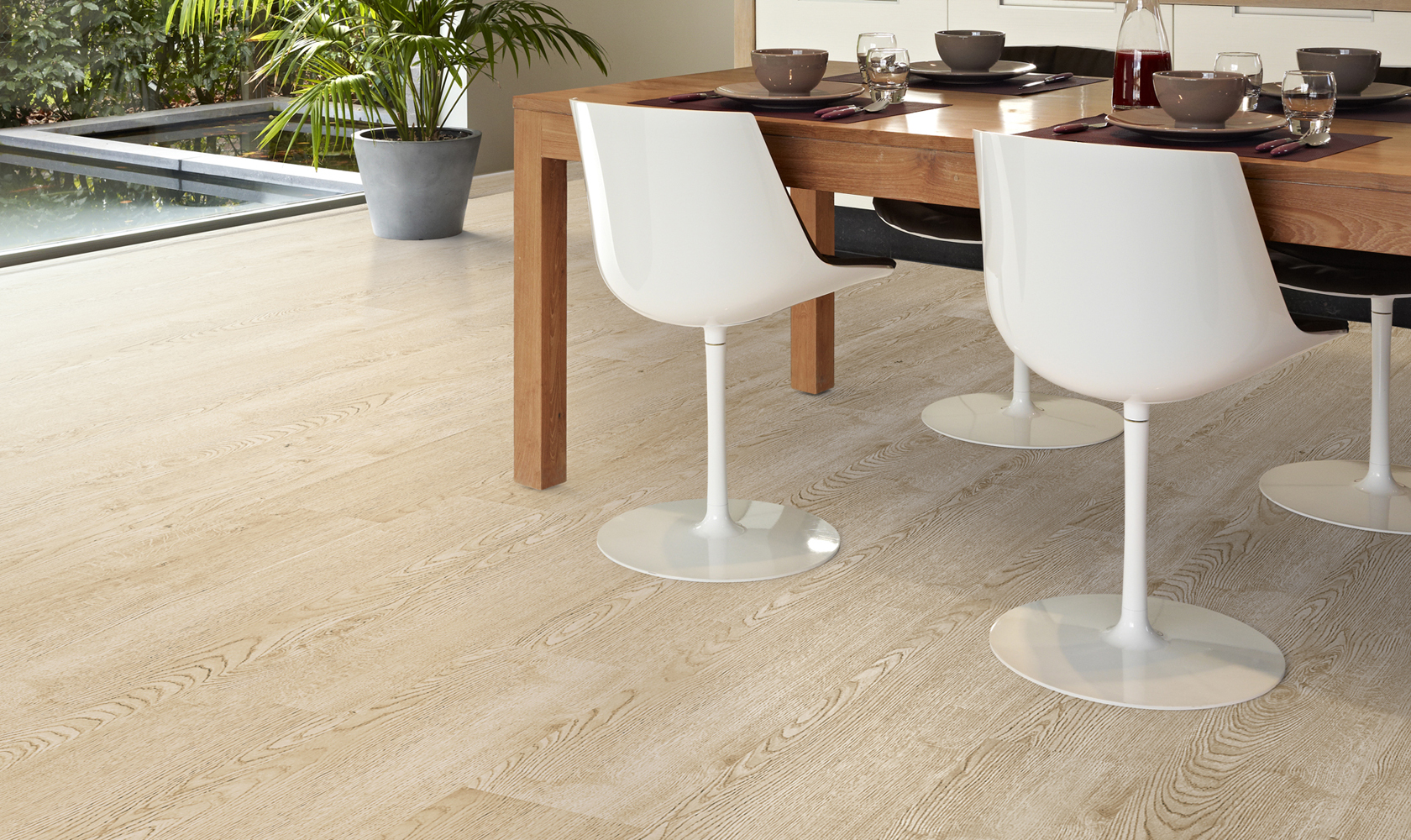 Balterio luxury laminate flooring dolce continental oak 747 for Luxury laminate