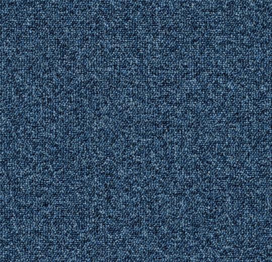 Forbo Commercial Carpet Tile Flooring Teviot Dark Blue 355