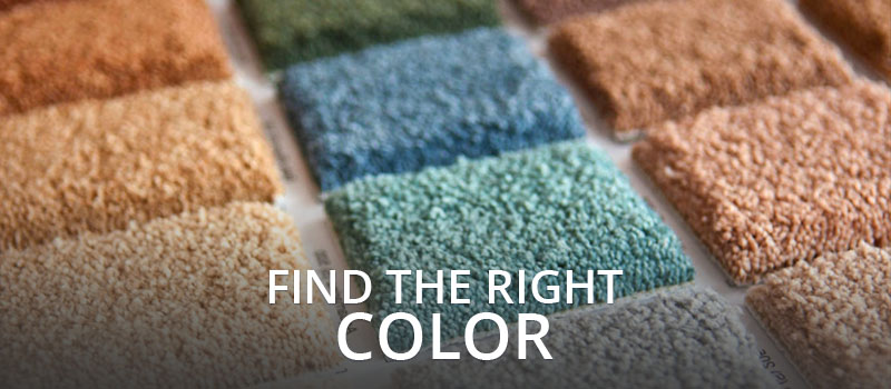 Find the right color
